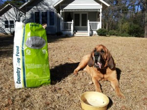 feb.countrydog2.resized 300x225 Country Dog Food @ Fleming Farm and Ranch