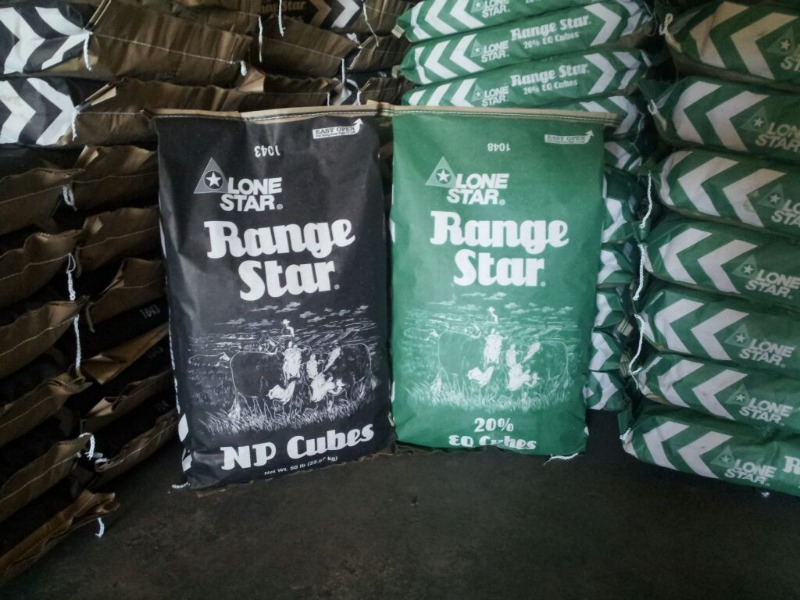 Lone Star Cattle Cubes Fleming Farm And Ranch Supply