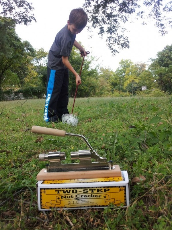 Pecan Picker Uppers & Nutcrackers - Fleming Farm and Ranch
