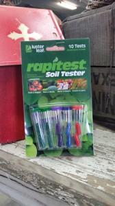 rapitest soil tester