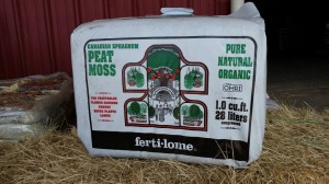 peat moss 300x168 March 30 : Featured Item of the Week : Peat Moss