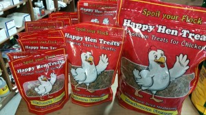 happy hen treats