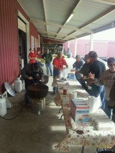 customer appreciation stew day