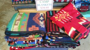 camp blankets