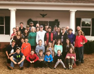 family christmas picture 300x237 Jimmys Pharm Facts : Refilling the Socialization Tank