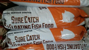 April 24: Featured Item of the Week : Floating Fish Food