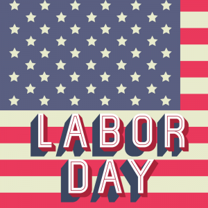 labor day 300x300 Labor Day 2017 ~ Closed